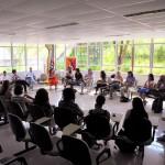 Reunião do Projeto +Telecentros na UFSCar - Campus Sorocaba